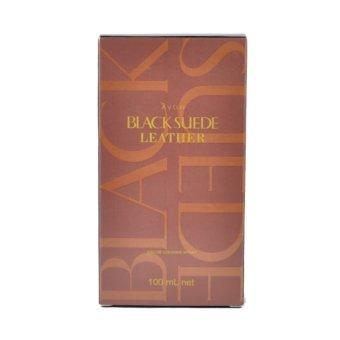Avon Black Suede Leather Eau de Cologne Spray 100mL