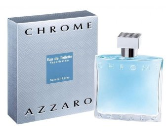 Azzaro Chrome Eau de Toilette for Men 100ml - picture 2