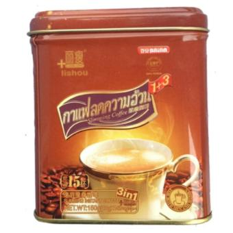 Baian Lishou Slimming Coffee Slimming Instant Coffee 10g x 15sachet