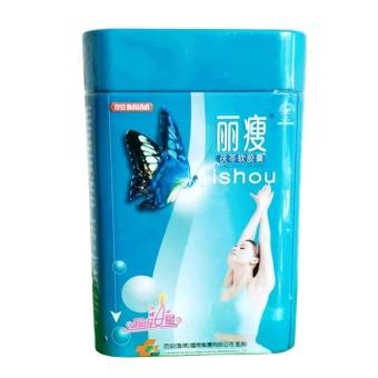 Baian Lishou Slimming Softgel (36 Softgels/Can)
