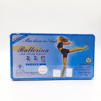 Ballerina slimming capsules 48's Price Philippines