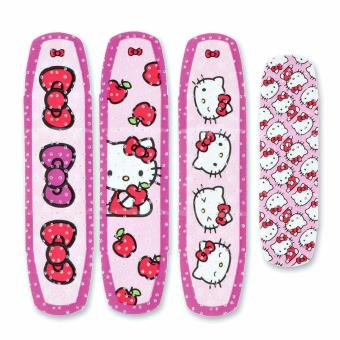 Band-Aid Brand Adhesive Bandages Featuring Hello Kitty, AssortedSizes, 20 Count - 3