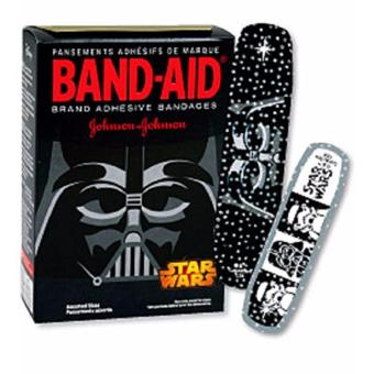 Band-Aid Brand Adhesive Bandages Featuring Star Wars, Collector'sSeries, Assorted Sizes, 20 Count Price Philippines