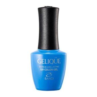 Bandi Gelique UV Gel Polish 14ml GF408 (BLUE JEAN)