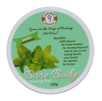 Bare Body Ph Sugar Paste Hair Removal 200g (Mint) Price Philippines