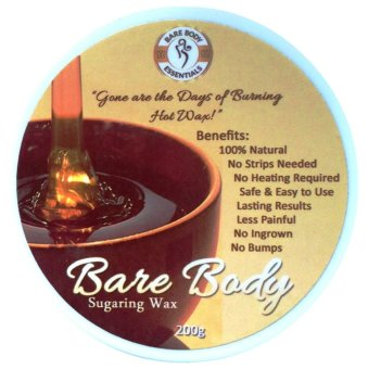 Bare Body PH Sugaring Wax Hair Remover 200g
