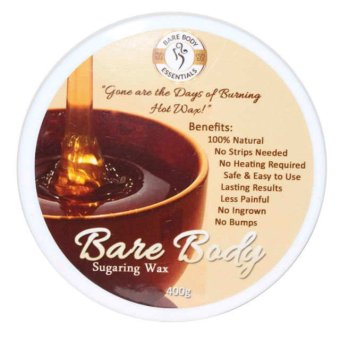 Bare Body Sugar Wax Regular (400g)