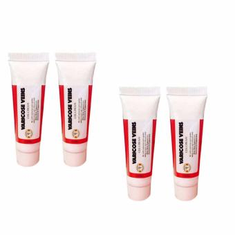 Bare Body Varicose Veins Gel Cream 10ml Bundle of 4