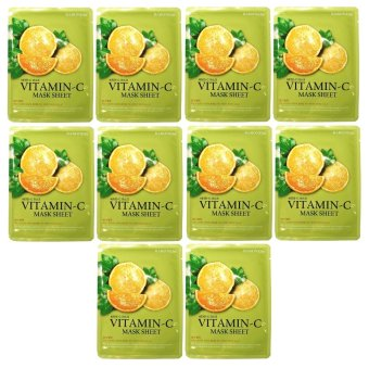 Baroness Vitamin C Mask 21g (Set of 10)