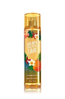 Bath and Body Works Fagrance Mist - GOLDEN PINEAPPLE LUAU