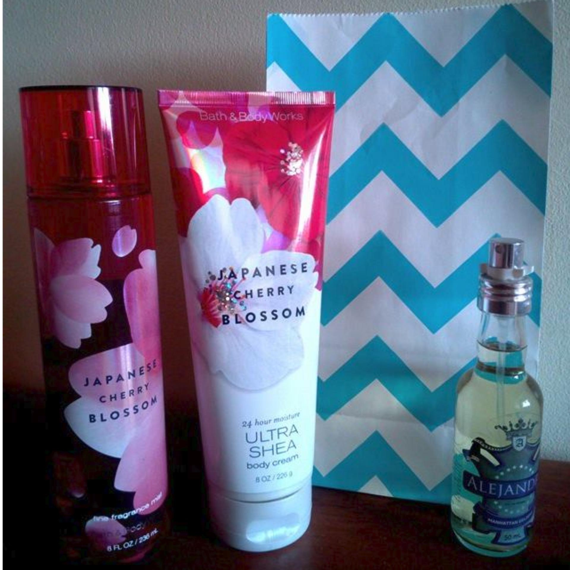 Philippines | Bath and Body Works Japanese Cherry Blossom 24hr ...