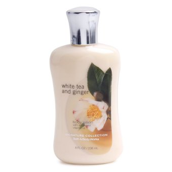 Bath and Body Works White Tea and Ginger Lotion 236ml