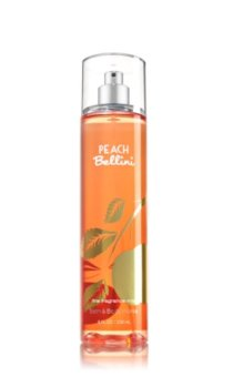 Bath & Body Works Frangrance Mist ( Peach Bellini )
