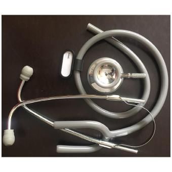 Baxtel Double-Head Stethoscope with raised Stem, Soft Ear Tips