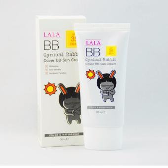BB Cream LALA Cynical Rabbit Cover BB Sun Cream Price Philippines