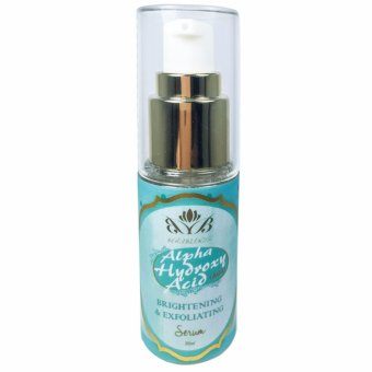 Beaublends Alpha Hydroxy Acid (AHA) Brightening & ExfoliatingSerum