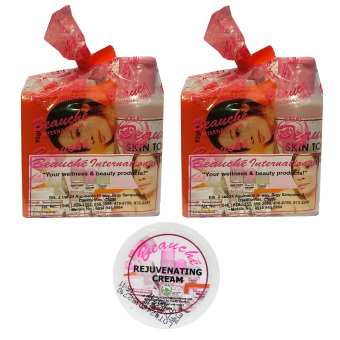 Beauche Beauty Pack Set of 2 with 1 Rejuvenating Cream 10 gms