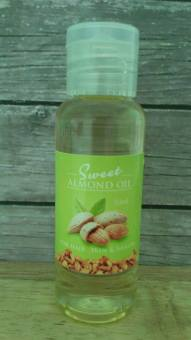 Beauty Secret Sweet Almond Oil 50ml (Yellow)