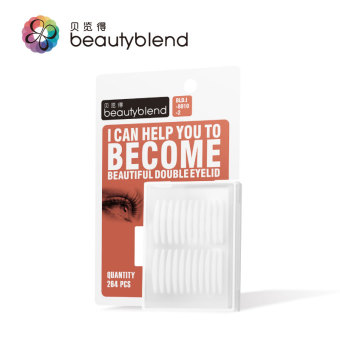 Beautyblend beautiful eyes stickers tape makeup division double eyelid stickers hidden network