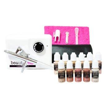 BeautyHD Pro Airbrush Makeup Kit