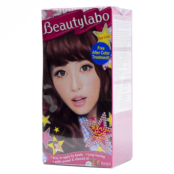 Beautylabo Hair Color (Raspberry Pink)