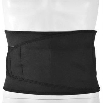 Belly Burner Weight Loss Belt (Black)