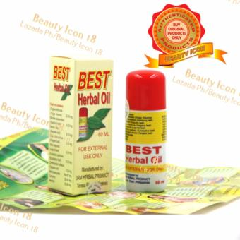 Best Herbal Oil 60ml Price Philippines