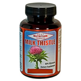 Best Nutrition Milk Thistle 1000 mg (180 Softgels) Price Philippines