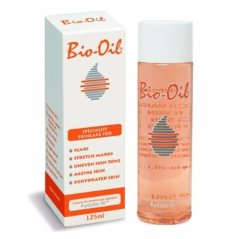 Bio-Oil (For Scars, Stretch Marks, Uneven Skin Tone, Aging & Dehydrated Skin) 125ml