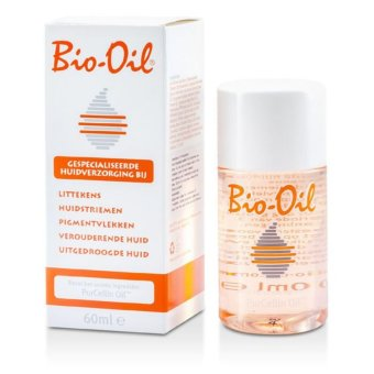 Bio-Oil (For Scars, Stretch Marks, Uneven Skin Tone, Aging & Dehydrated Skin) 60ml