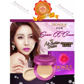 BIOAQUA Air Cushion CC cream 15g+ Free Refill of 15g