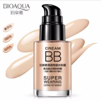 Bioaqua BQY9778 Super Wearing BB Cream (Ivory White Color) - 2