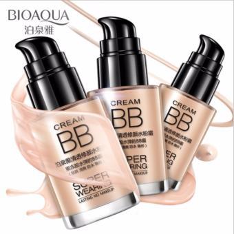 Bioaqua BQY9778 Super Wearing BB Cream (Ivory White Color) - 3