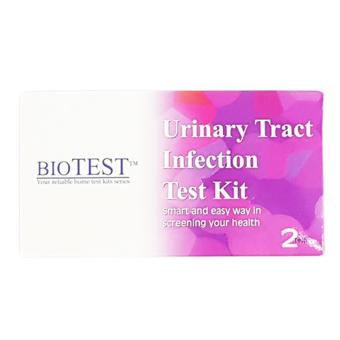 BioTest Urinary Tract Infection Test Kit