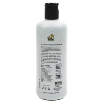 Black Beauty Shampoo with Conditioner 500ml - 2