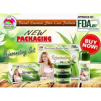 BLESSED SKIN CARE REJUVENATING SET Price Philippines