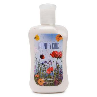 Body Luxuries Country Chic Body Lotion 236ml