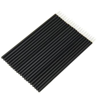 BolehDeals Disposable Strong Tip Eyeliner Brush 20 Pcs Black - picture 2
