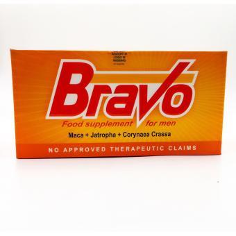 Bravo Food Supplement For men 2 Capsules - 3