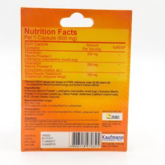 Bravo Food Supplement For men 2 Capsules - 2