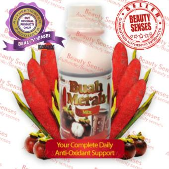 Buah Merah Mix 100% Organic Herbal Powdered Juice Drink