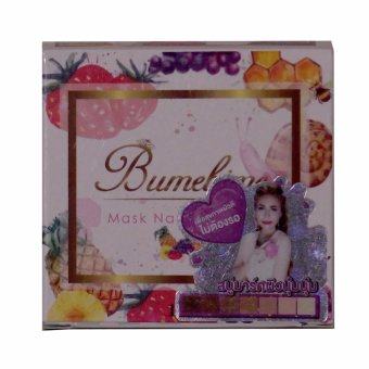 Bumebime Mask Natural Whitening Thailand Soap 100g