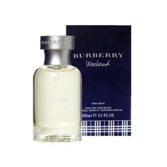 Burberry Weekend Eau de Toilette for Men 100ml