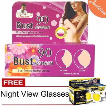Bust Cream 90 Best Breast Enhancement Creams with Free Night ViewGlasses
