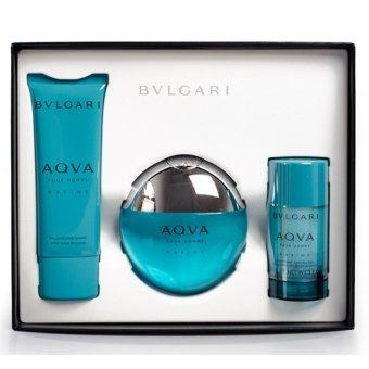 Bvlgari Aqva Pour Homme Marine Gift Set