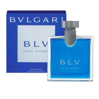 Bvlgari BLV Pour Homme Eau De Toilette for Men 100ml