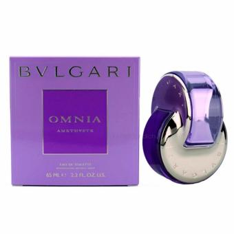 Bvlgari Omnia Amethyste Eau De Toilette For Women 65ml