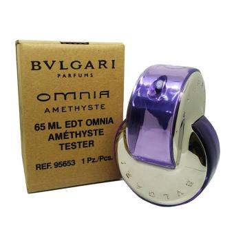 Bvlgari Omnia Amethyste Eau de Toilette for Women 65ml (Tester)