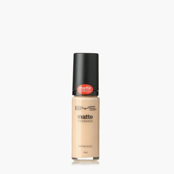BYS Natural Beige Matte Liquid Foundation 30ml
