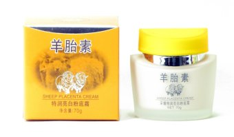Caimei Sheep Placenta Whitening Foundation Cream 70g - picture 2